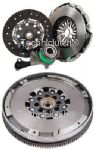 DUAL MASS FLYWHEEL DMF & COMPLETE CLUTCH KIT MERCEDES-BENZ VITO 108 CDI 2.2